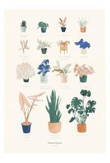 Baltic Club Affiche-Plante de maison 12''x18''