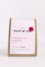 Muff & co. Mélange à muffin Moelleux aux Pommes