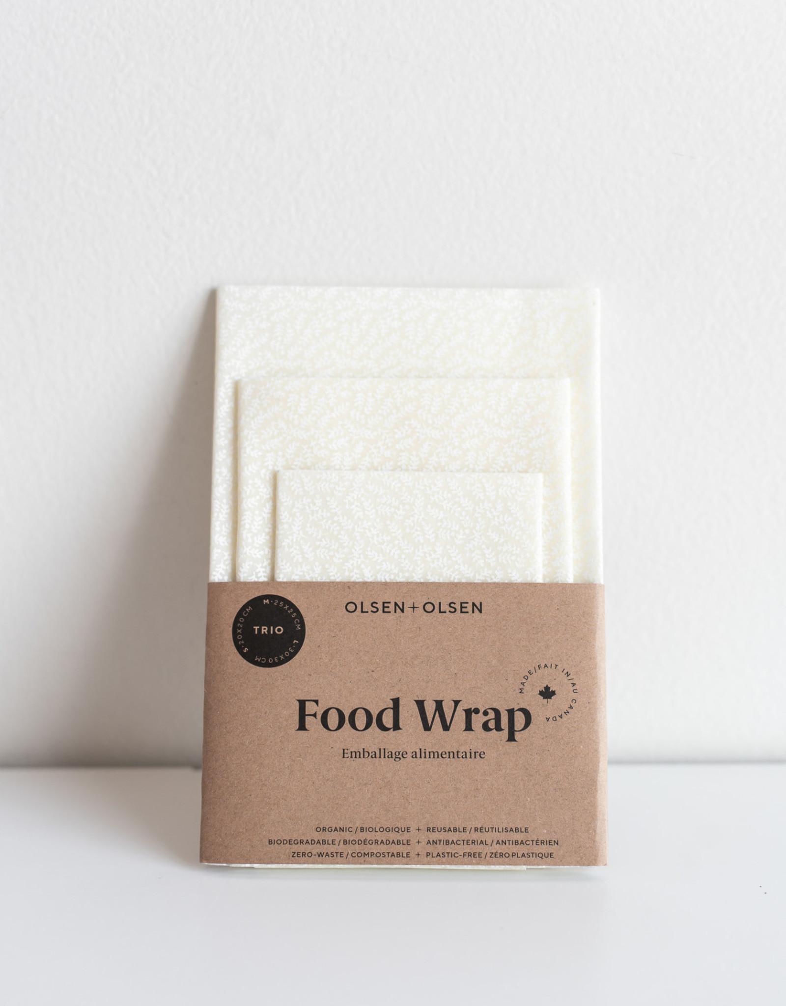 Olsen Olsen Trio Film alimentaire- Fleuris