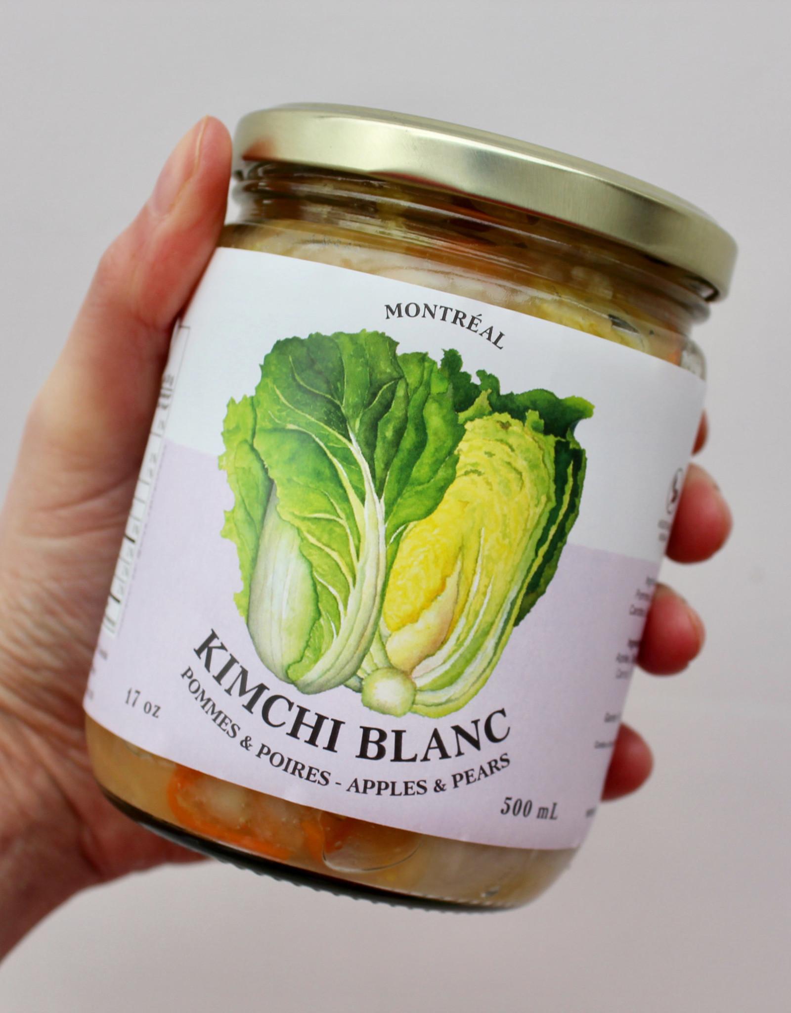 Good Big Nice kimchi blanc (végane)