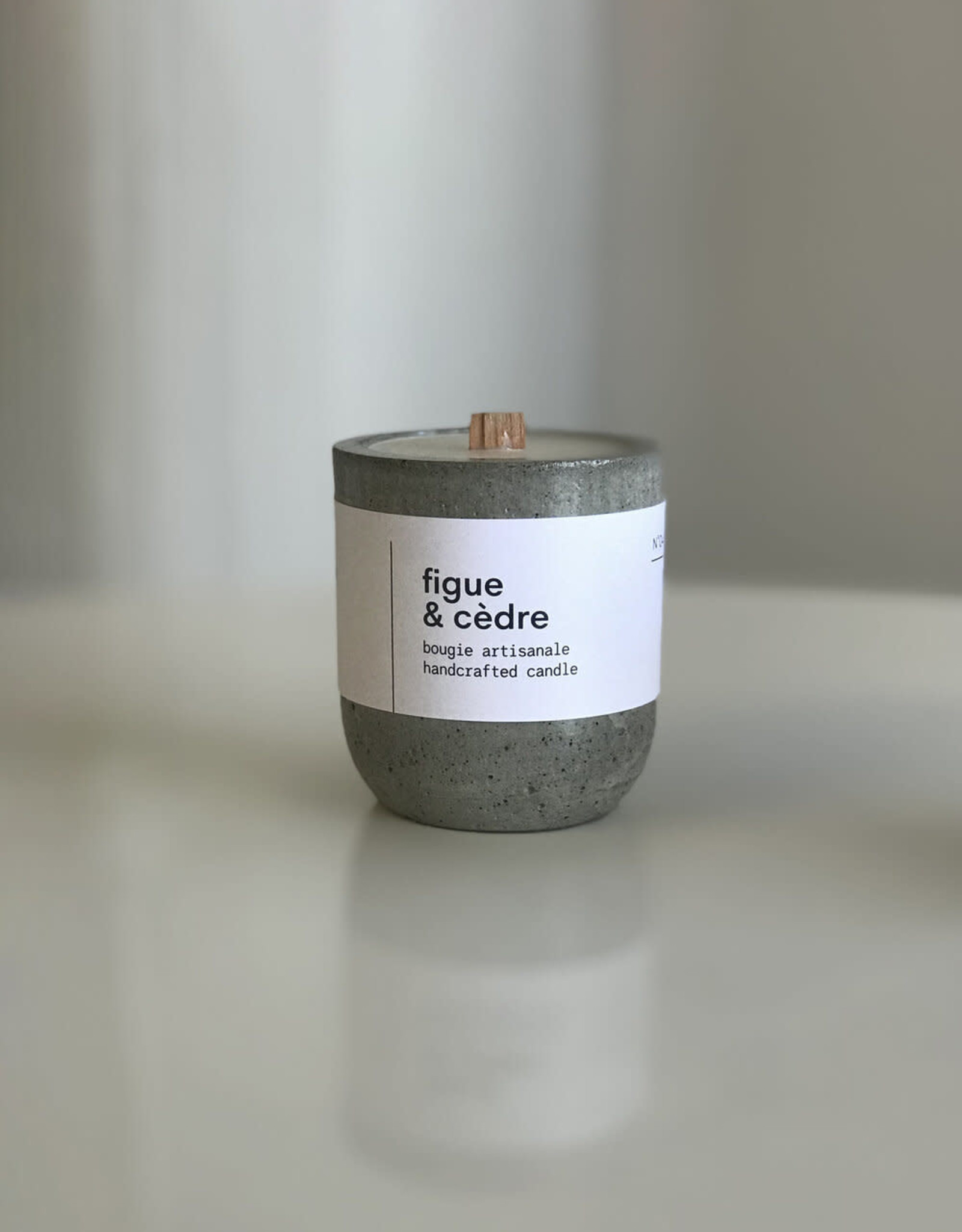 Esser Studio Bougie Figue et Cèdre