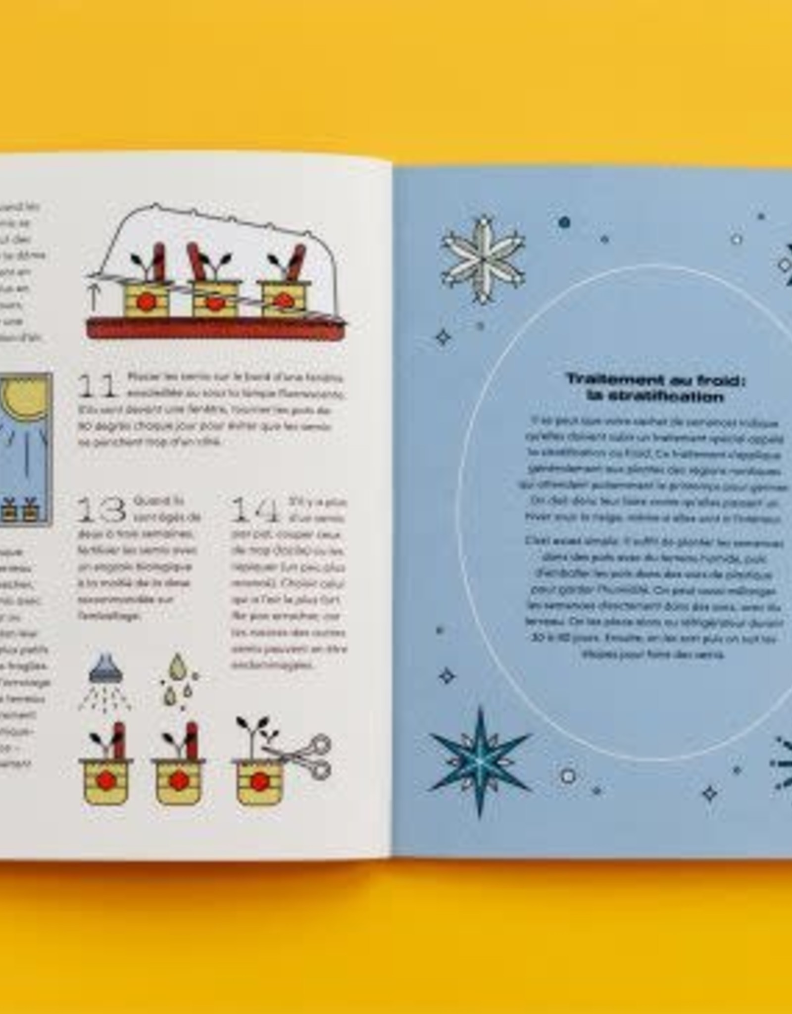 Nutritionniste Urbain Petit guide illustré du potager