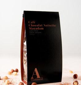 Absolument Café aromatisé Chocolat noisette macadam
