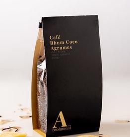 Absolument Café aromatisé Rhum Coco Agrumes