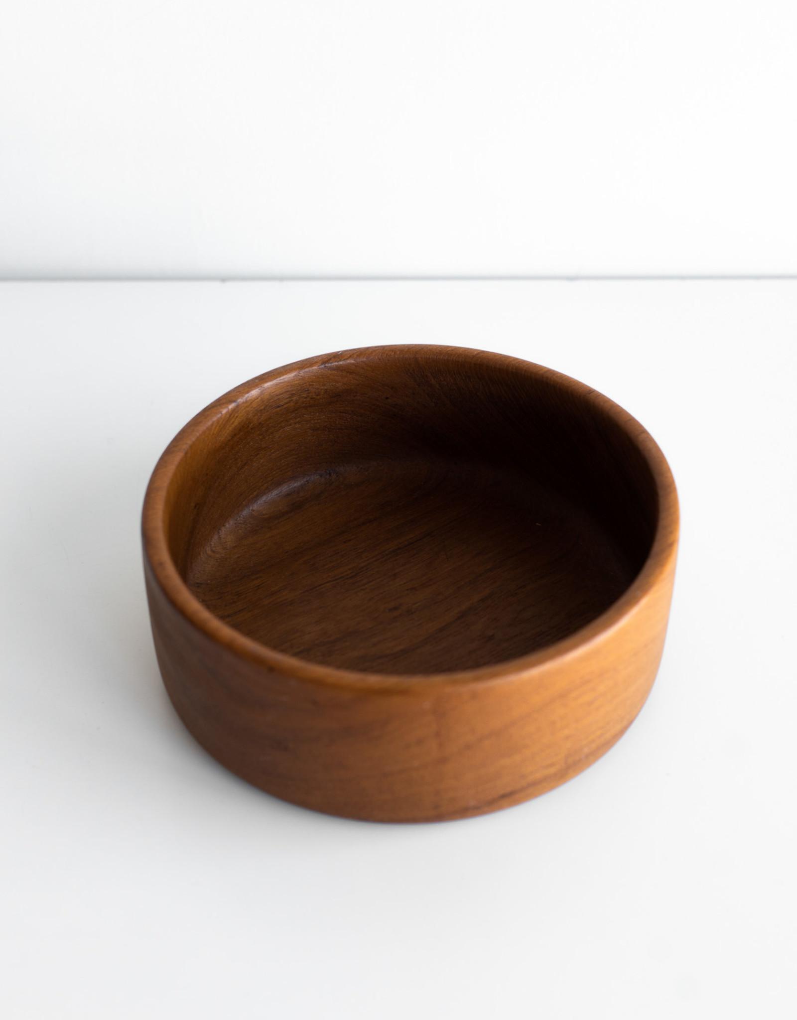 Autour de la Table Bol en  Teck