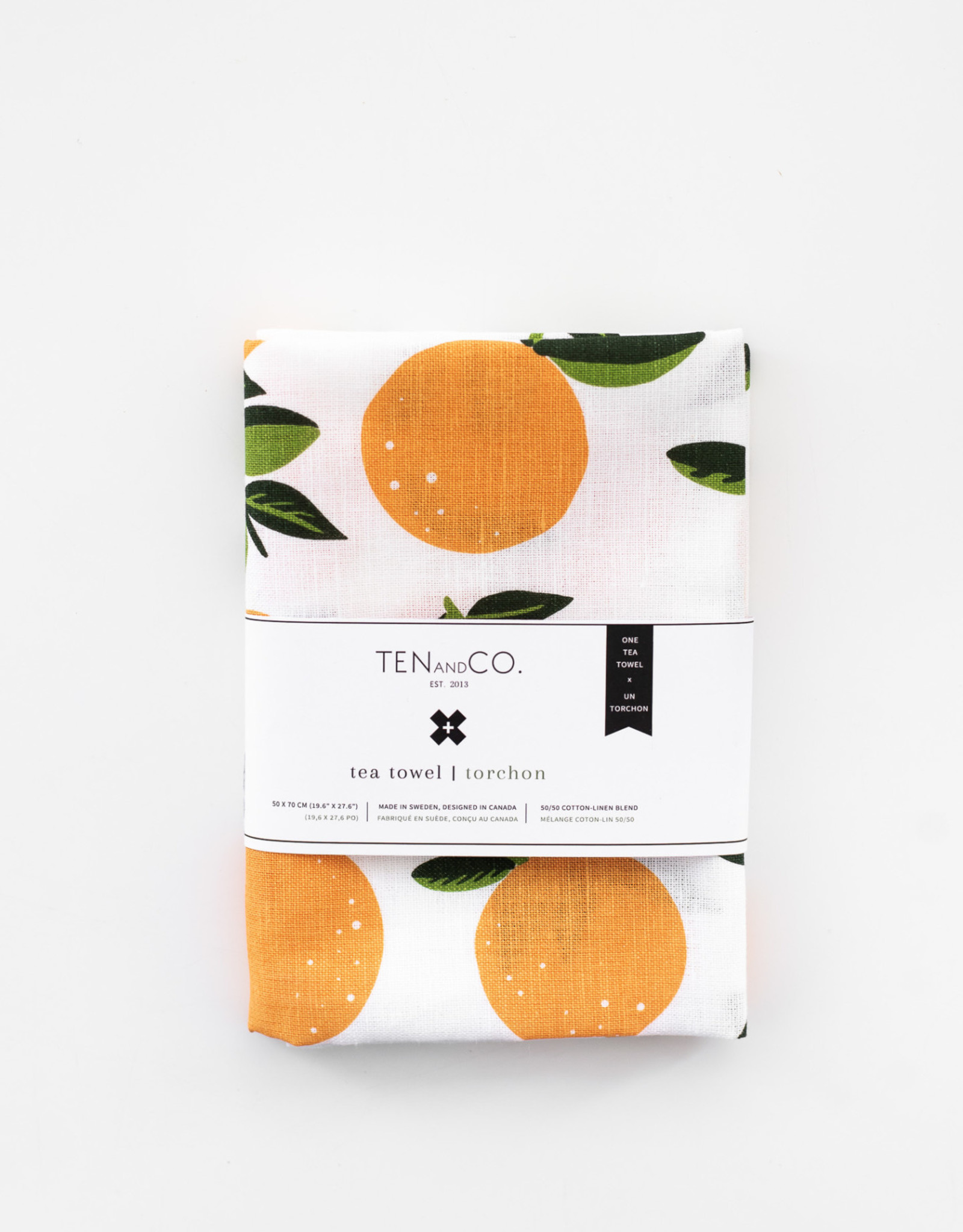 Ten & Co Linge à vaisselle fruit