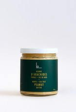 Logan Petit Lot Beurre d'arachides Érable et sel de mer