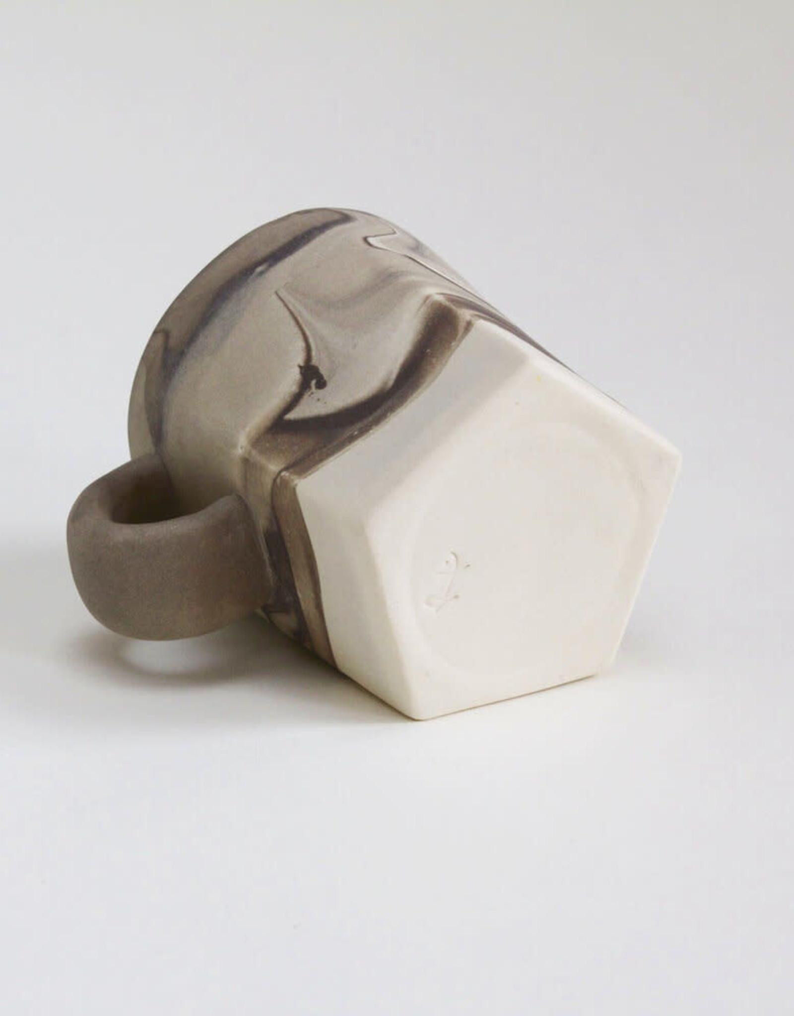 Rachael Kroeker Tasse pentagone 6 oz