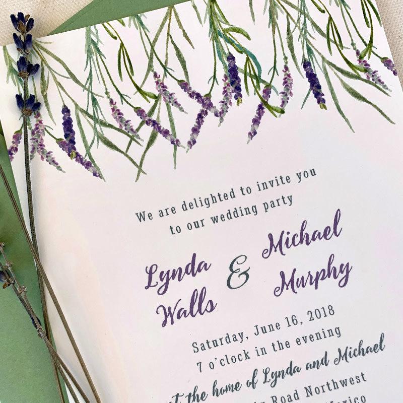 Lavender Brush