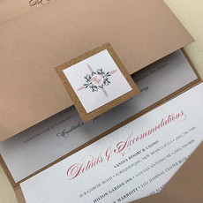 Pennysmiths Invitations Classic Sparkle