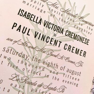 Isabella & Paul