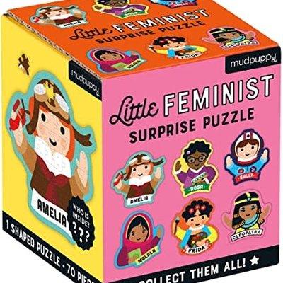 Mini Feminist Puzzle