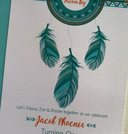Pennysmiths Invitations Catching Dreams