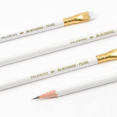 Blackwing Palomino Blackwing Balanced 12 Pencils White (Pearl)