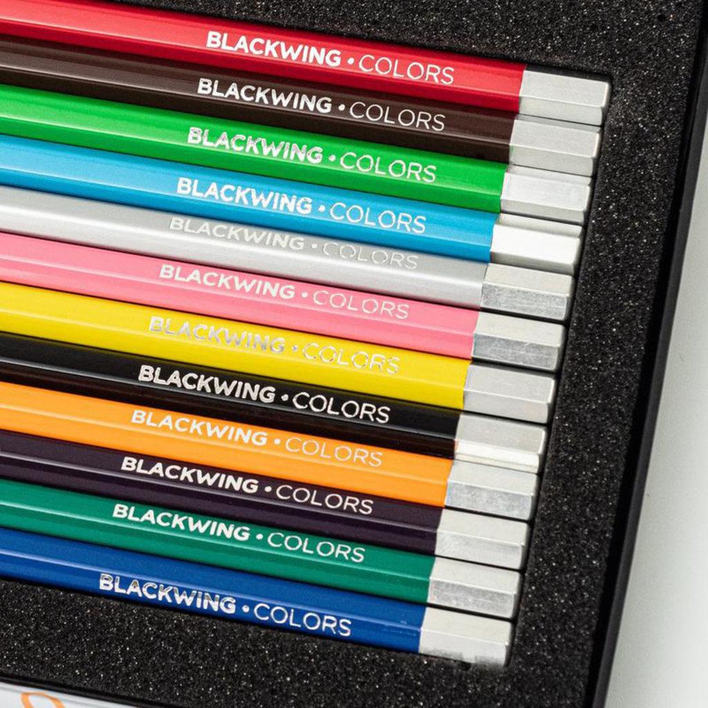 Blackwing Colors Color Pencils