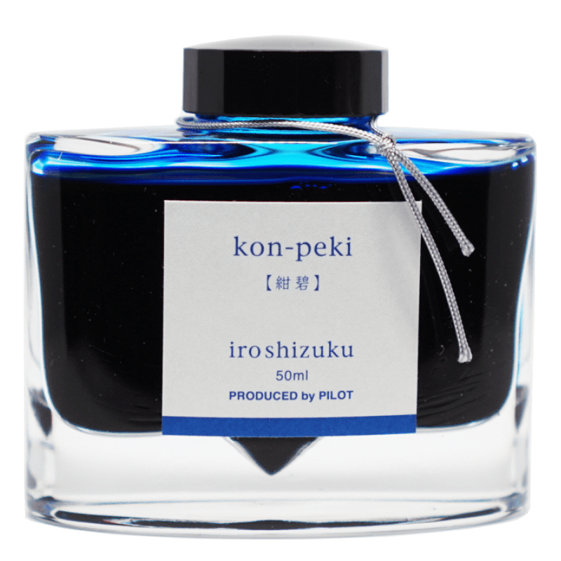 Iroshizuku Iroshizuku Kon-peki Deep Blue Ink