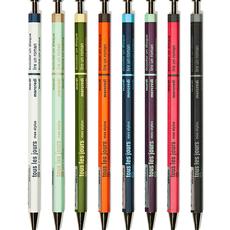 tous les jours Ballpoint Pen Light Blue