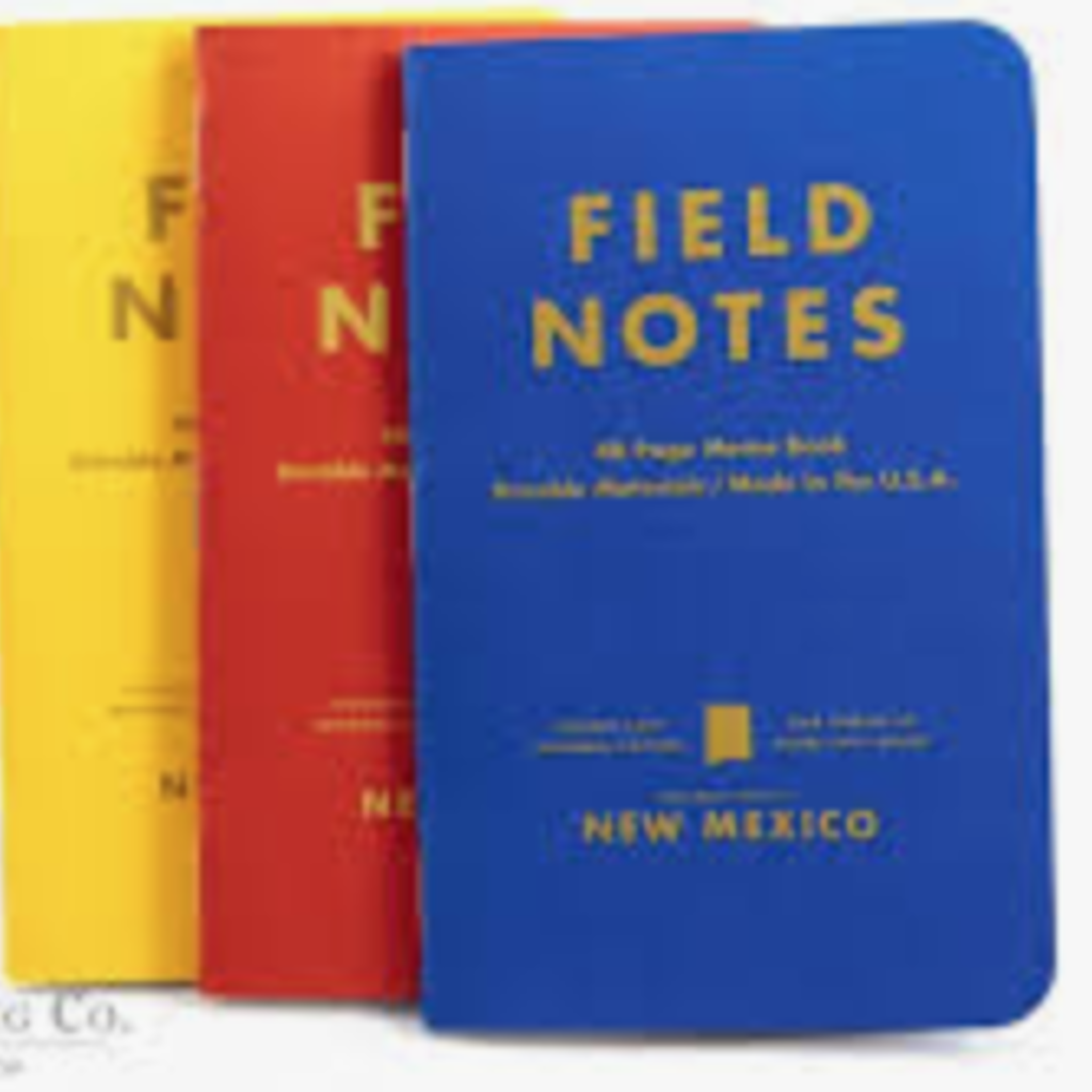 Field Notes Field Notes County Fair New Mexico 3-pack