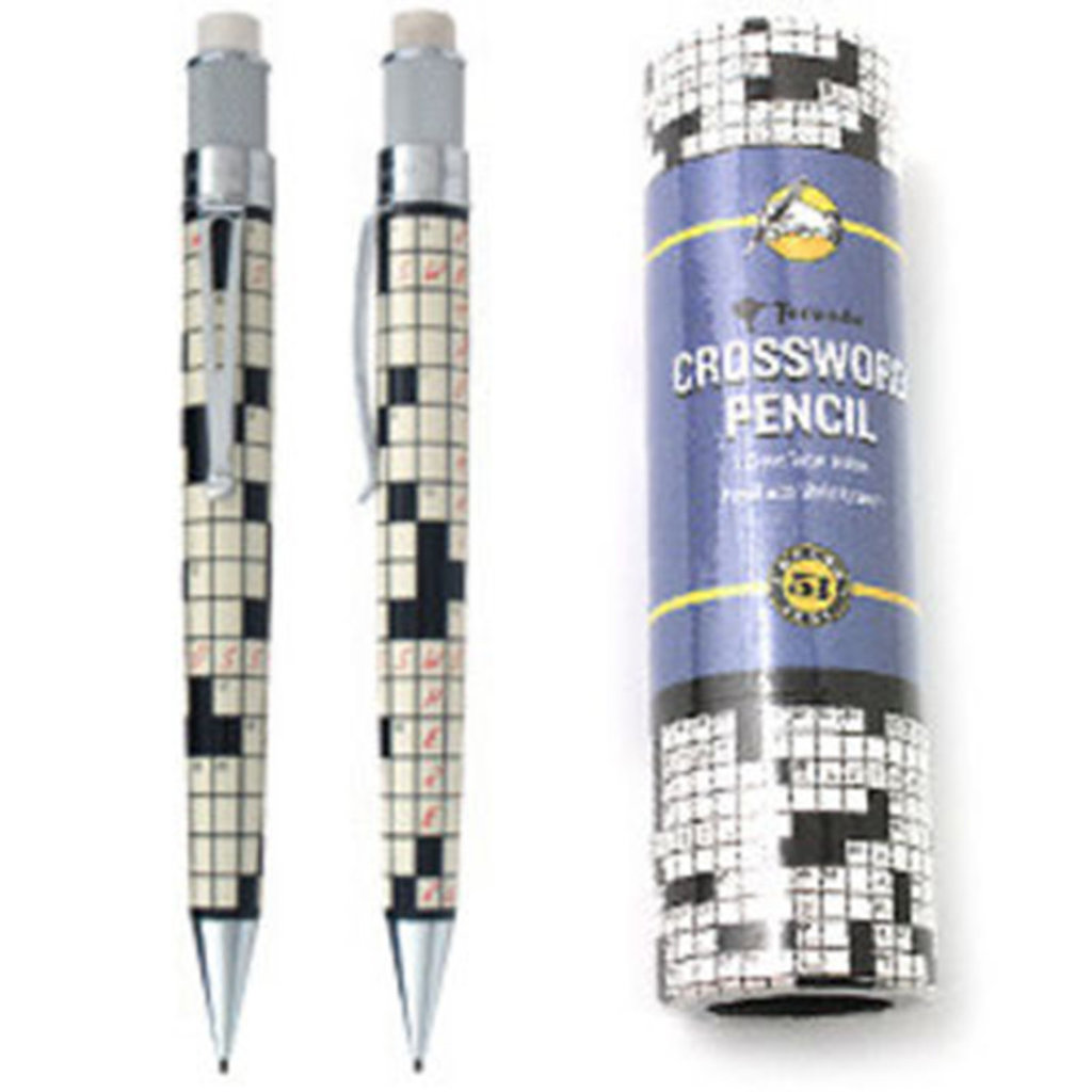 Retro 51 Pencil Crossword Retro