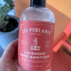 Los Poblanos Los Poblanos Lavender Hand Sanitizer