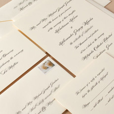 Andriana & Alexander Wedding Invitation