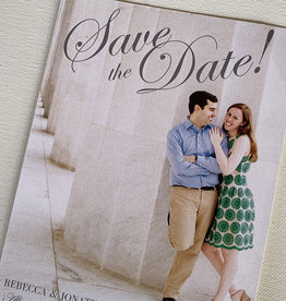 Rebecca & Jonathan Save the Date