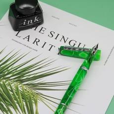 Narwal Narwhal Original Fountain Pen Fine Merman Green