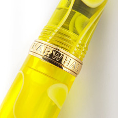 Narwal Narwhal Original Fountain Pen Fine Yellow Tang