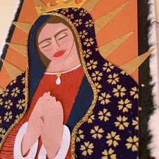 Guadalupe Collage Card