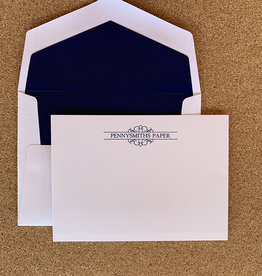 Arabesque Card set of 25