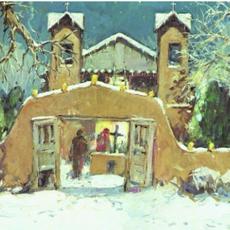 Santuario Yuletide Holiday Cards