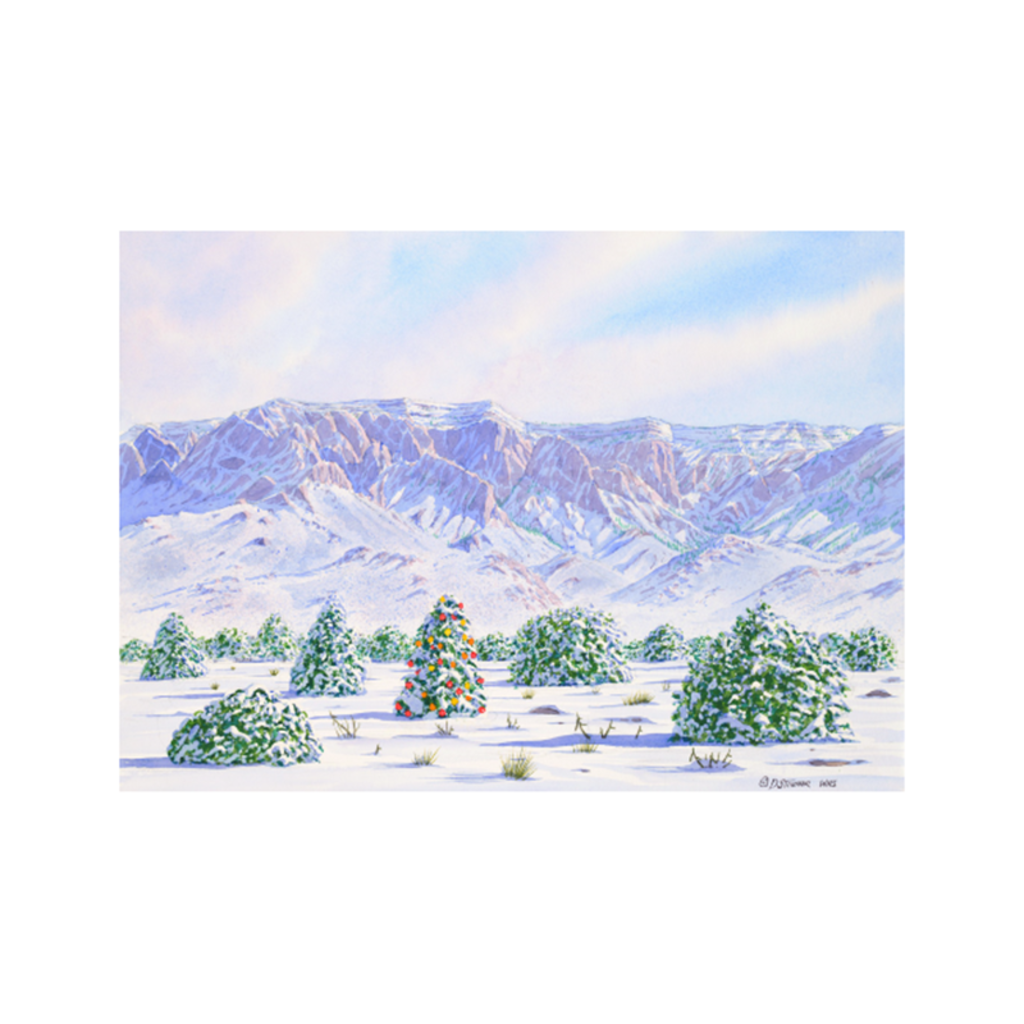 Christmas in Sandia Heights Holiday Cards