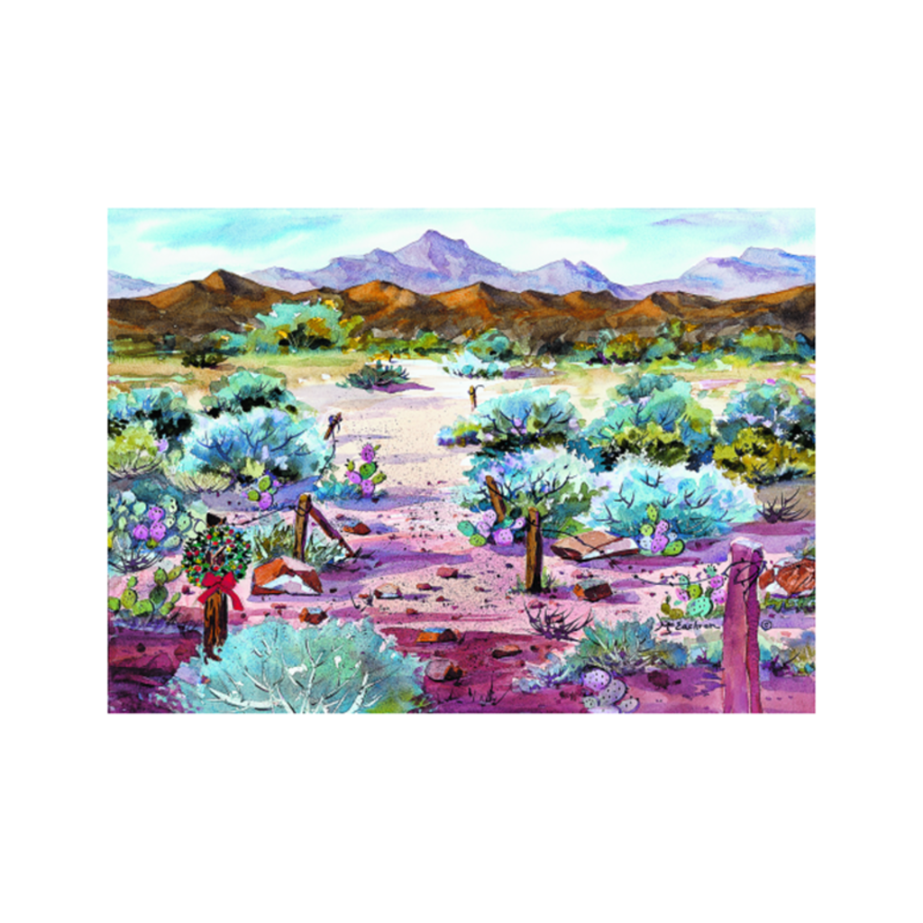 Desert Sage Holiday Cards