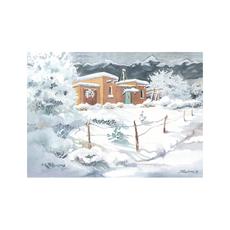 High Desert Christmas Holiday Cards