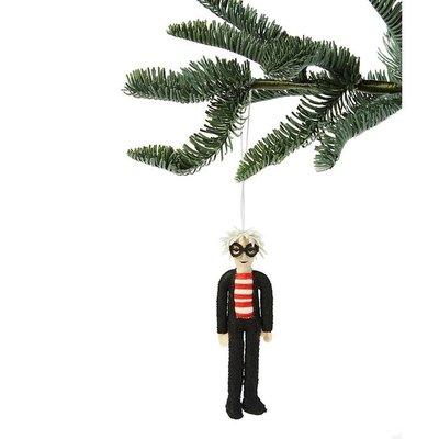 Andy Warhol Felt Ornament