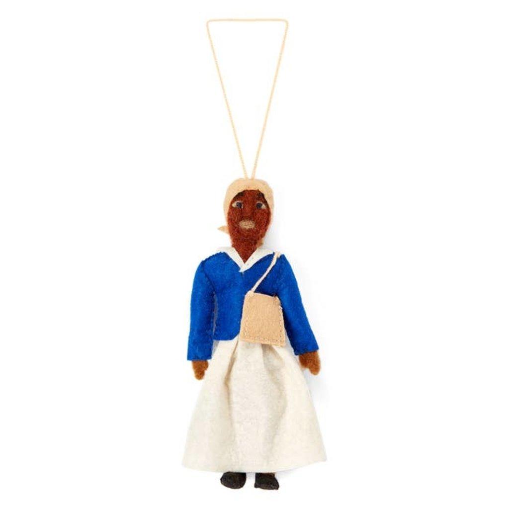 Harriet Tubman Felt Ornament