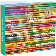 Vintage Pencils Puzzle