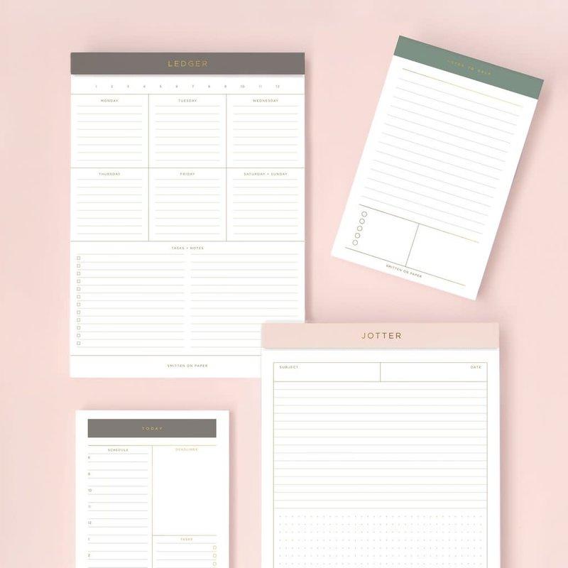 Jotter Line + Dot Notepad