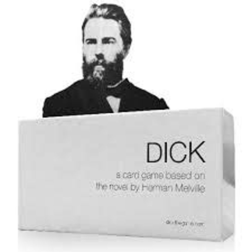 Dick - Melville Card Game