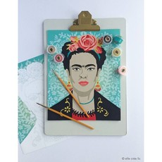 Frida Paint by Number Kit