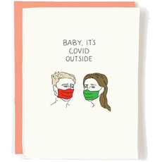 Covid Holiday Card