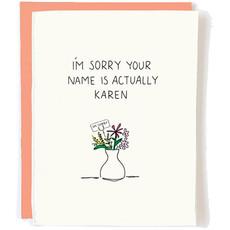 Karen Card