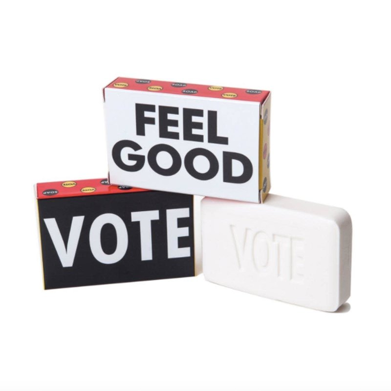 Feel Good Vote Soap