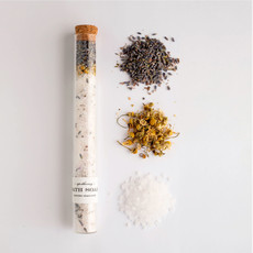 Bath Soak Test Tube  Lavender Chamomile