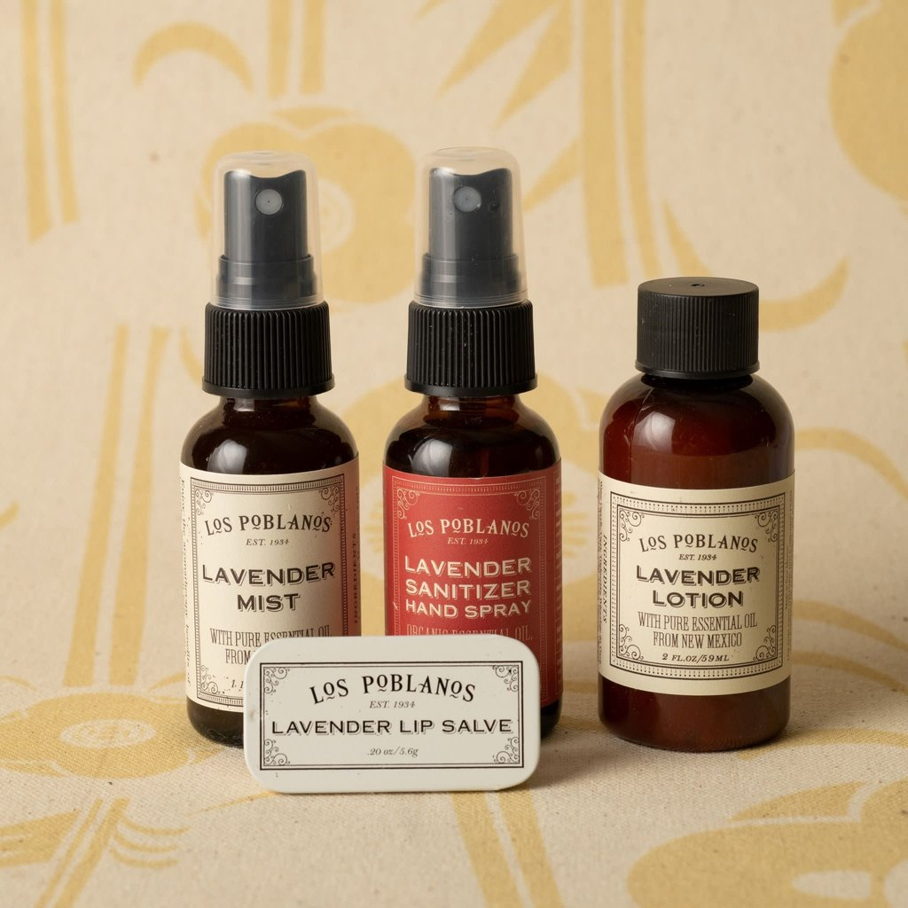 Los Poblanos Mini Gift Set L'il LP