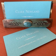 Turquoise Business Card Set