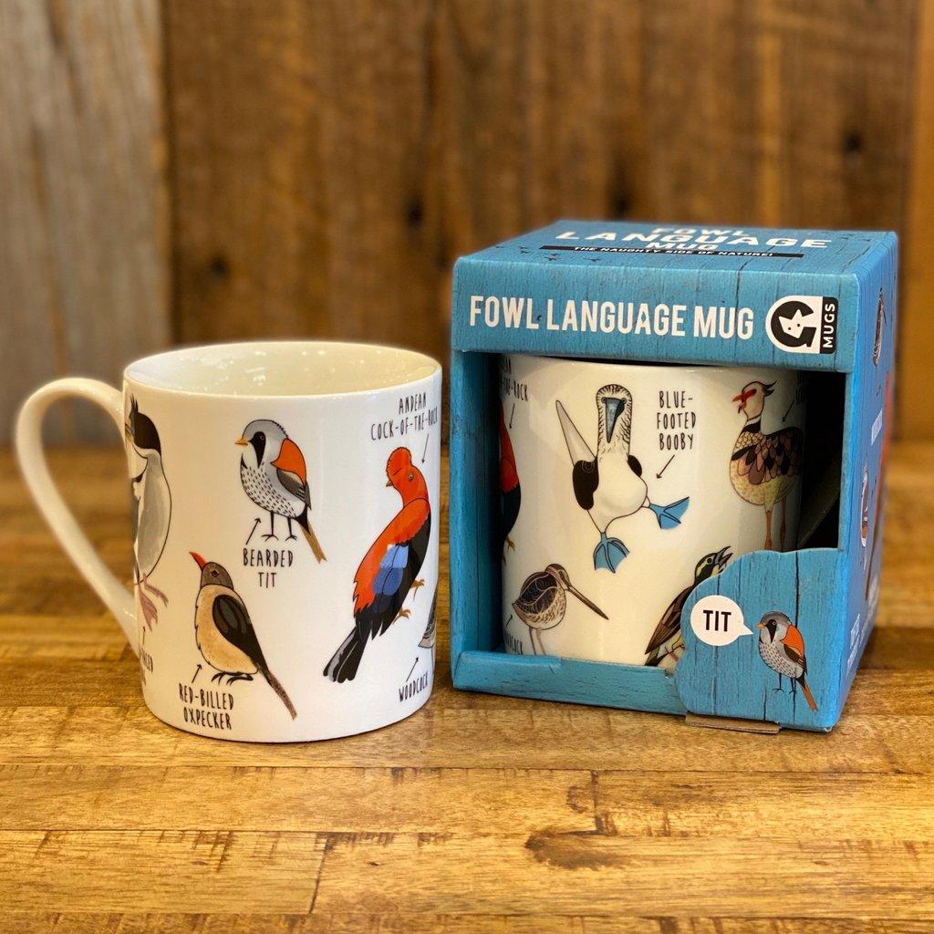 Fowl Language Mug
