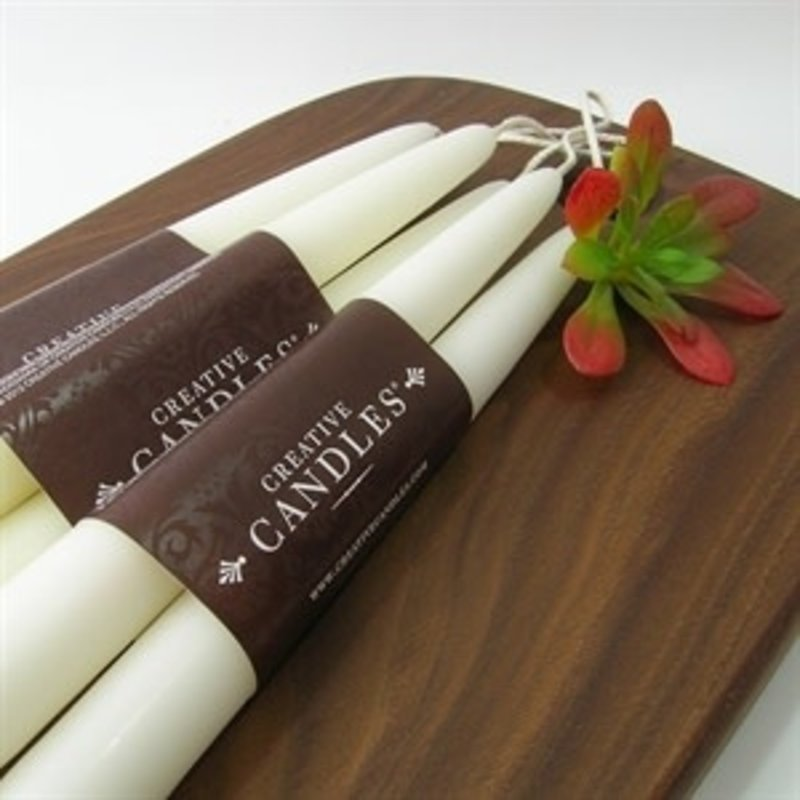 "12"" Pair of Taper Candles"