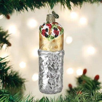 BURRITO Ornament