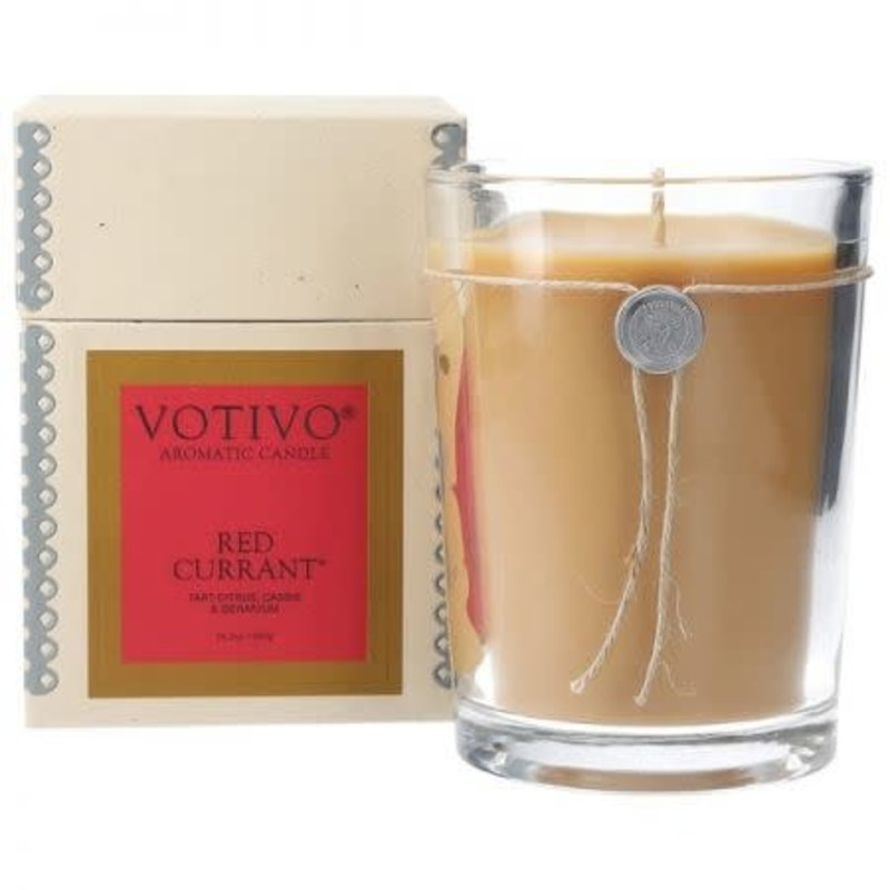 Candle Votivo Red Currant